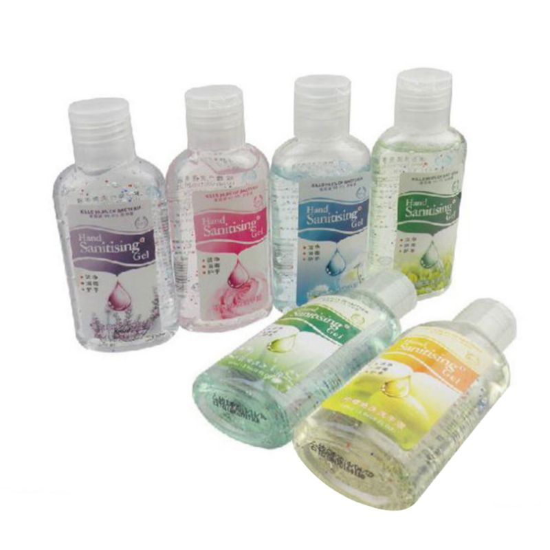 100ml Advanced Hand Sanitizer Fast Absorbing Hand Wash Antibacterial Hand Gel Alcohol 1Pc X7YB