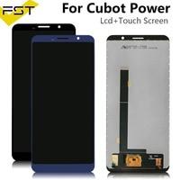 5.99 ''cubot power lcd 디스플레이 + 터치 스크린 디지타이저 어셈블리 예비 부품 + 도구