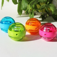 Stationery Pencil Lead-Sharpener Mini School Cute Office-Supply Colorful Gift Double-Hole