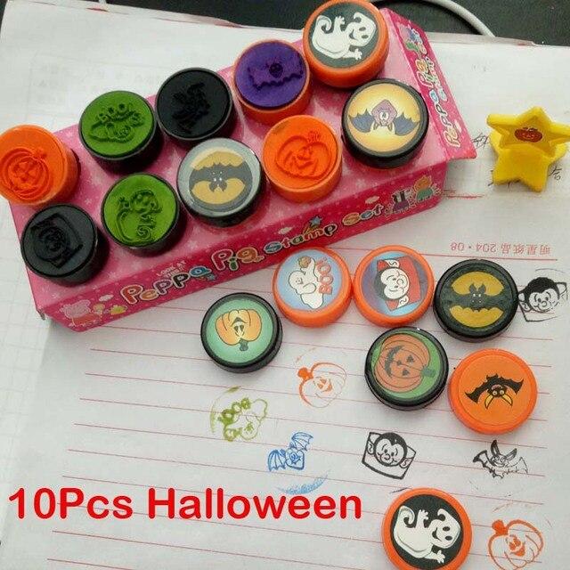 10Pcs Halloween