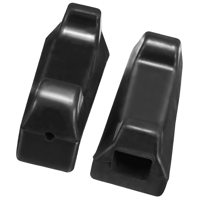 Image 5 - 1 Pair Left & Right Motorcycle Rubber Front FootRest Foot Pegs For Yamaha YBR125 YBR 125 All Years Motorcycle Accessories-in Foot Rests from Automobiles & Motorcycles