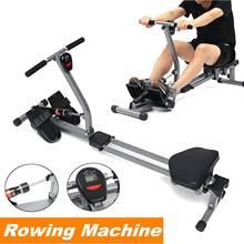 Тренажёрное оборудование для тренажерного зала гребная машина Брюшная грудная рука фитнес-Тренировка Stamina гребля тела в помещении