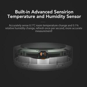 Image 4 - Tflag Bluetooth Temperatuur Vochtigheid Monitor Sensor App Controle Ingebouwde Sensor Lcd Display Magnetische Stok Ultra Lowpower