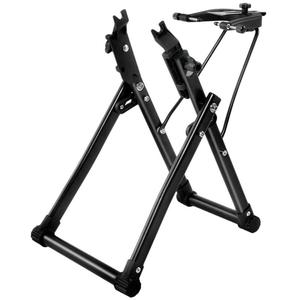 Image 1 - Bike Wheel Truing Stand Home Mechanic Truing Stand Maintenance Repair Tool for 24/26/28inch Bicycle
