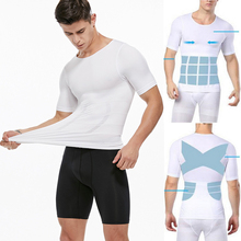 Shapewear Waist-Trainer Stomach Belly-Body Abdominal Muscle-Body-Buliding Slim Seamless