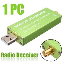 USB2.0 RTL SDR 0.5 PPM TCXO RTL2832 TV Tuner Stick AM FM NFM DSB LSB SW Software Defined Radio SDR TV Scanner Receiver hackrf one usb platform reception of signals rtl sdr software defined radio 1mhz to 6ghz software demo board kit dongle receiver
