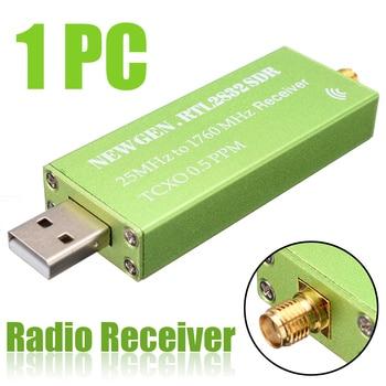 USB2.0 RTL SDR 0.5 PPM TCXO RTL2832 TV Tuner Stick AM FM NFM DSB LSB SW Software Defined Radio SDR TV Scanner Receiver