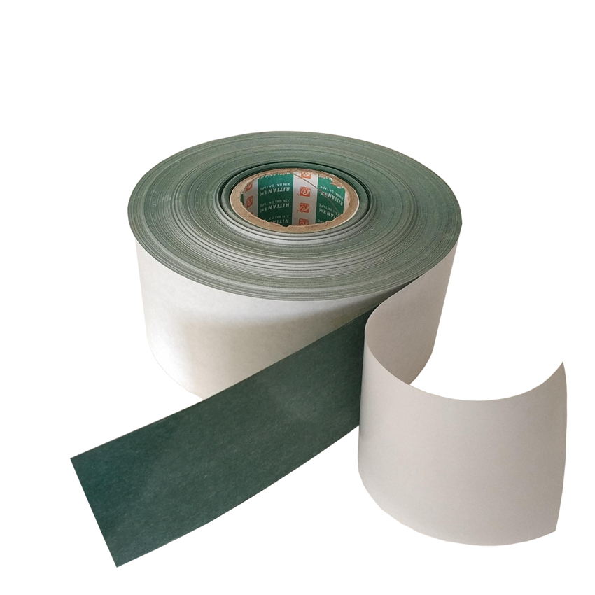 65mm Width Insulation Paper Fish Paper With Glue Attached For 18650 26650 32650 Battery Pack