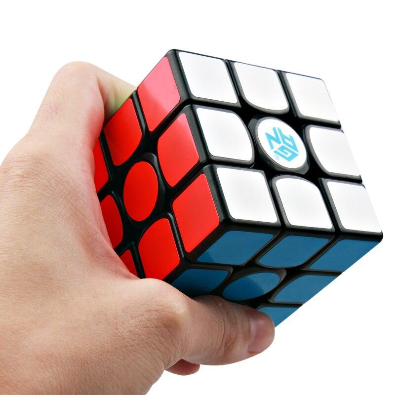 Original Gan 356 Air SM magnétique magique vitesse Cube professionnel GANs aimants Puzzle Cubo Magico Gan356 Air SM compétition cadeau - 4