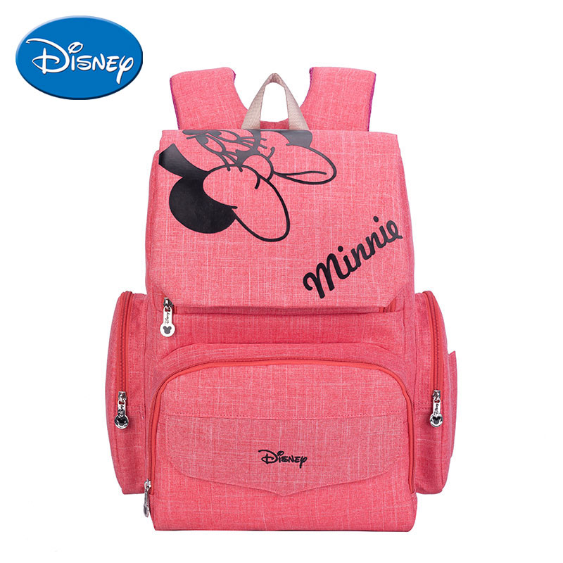 Diaper Baby Bags Large Capacity  Nursing Maternity Nappy Bags  Women Travel Backpack Mummy Bag For Baby Care Mickey Minnie Bag