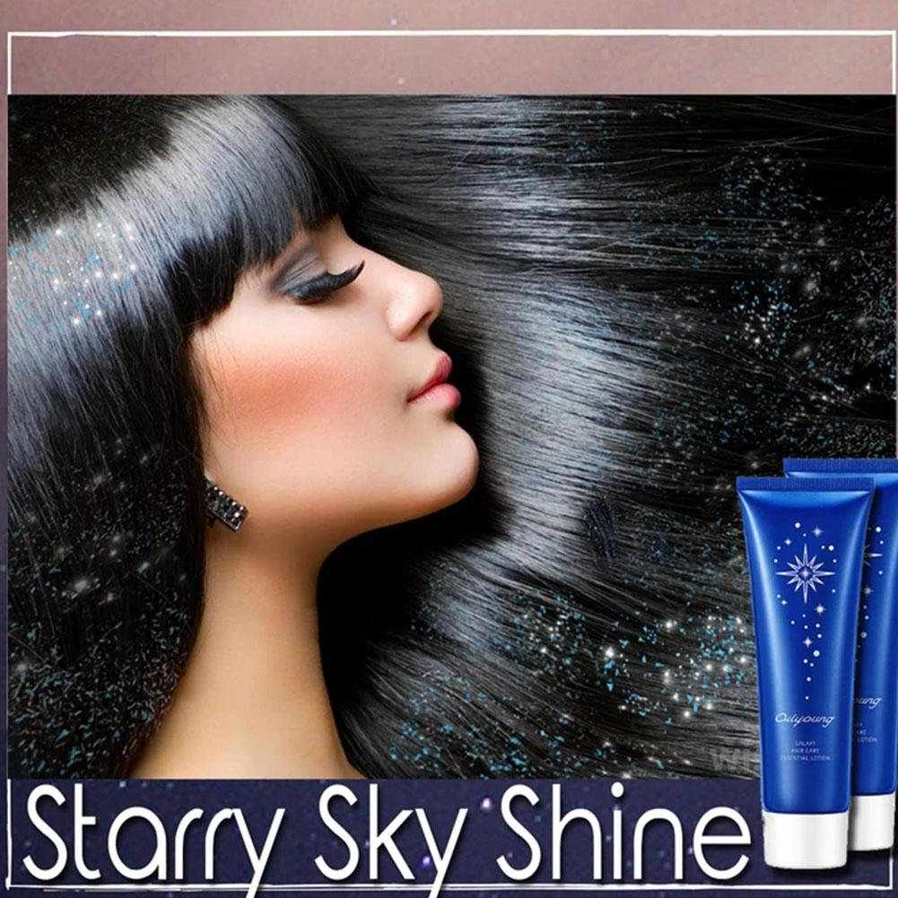80ml Hair Conditioner Leave-in Shampoo Sky Hair Mask Repair Nutritious Restore Natural Smooth Conditioner Hair Conditioner image