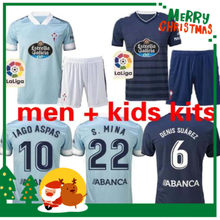 20 21 haut maillots de Futebol Celta de Vigo camisa IAGO aspas 2021 RAFINHA Celta de Vigo Camiseta de futbol S.MINA adulte enfants