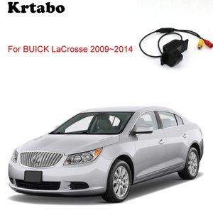Cámara trasera del coche de Krtabo para BUICK LaCrosse 2009 ~ 2014 cámara de marcha atrás de la visión nocturna del coche CCD HD impermeable cámara
