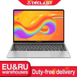 Newest Laptop Teclast F7S 14.1 1920x1080 IPS Notebook 8GB RAM 128GB ROM Laptops Windows 10 Intel Apollo Lake Dual Wifi Computer
