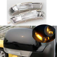 LED Rear View Mirror Signal Light For VW TOUAREG 2003 2004 2005 2006 2007 Car-styling Side Door Rearview Turning Indicator Lamp
