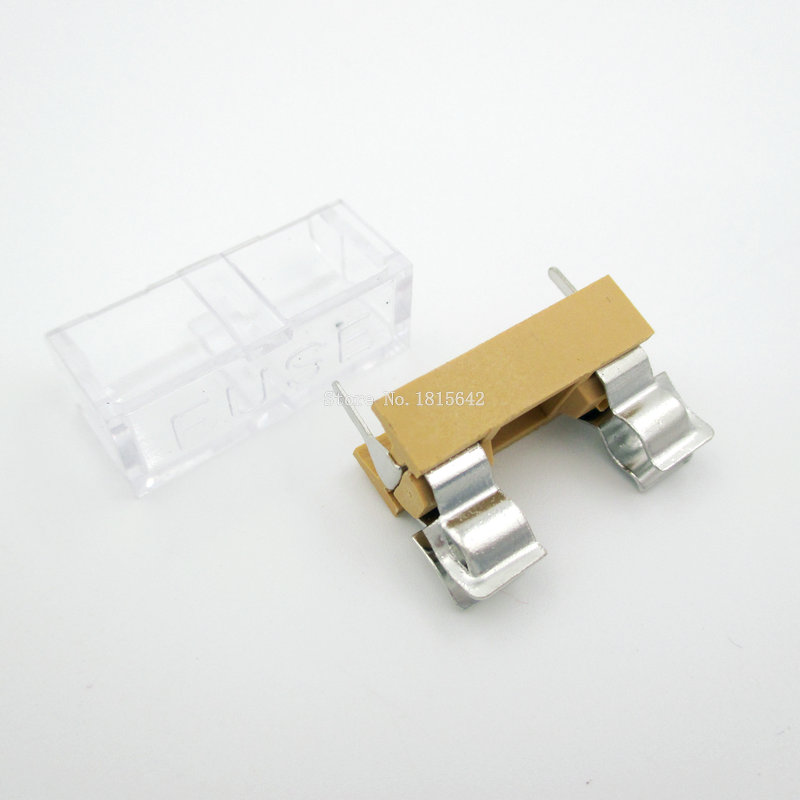 Paquete de 10 piezas T1a 250V Fusible de cer/ámica de soplado r/ápido 30 x 6 mm