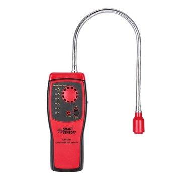 SMART SENSOR AS8800L Brennbares Gas-detektor Brennbare Natürliche Gas Leckage Tester Werkzeug Methan Gas Leck Detektor Analyzer
