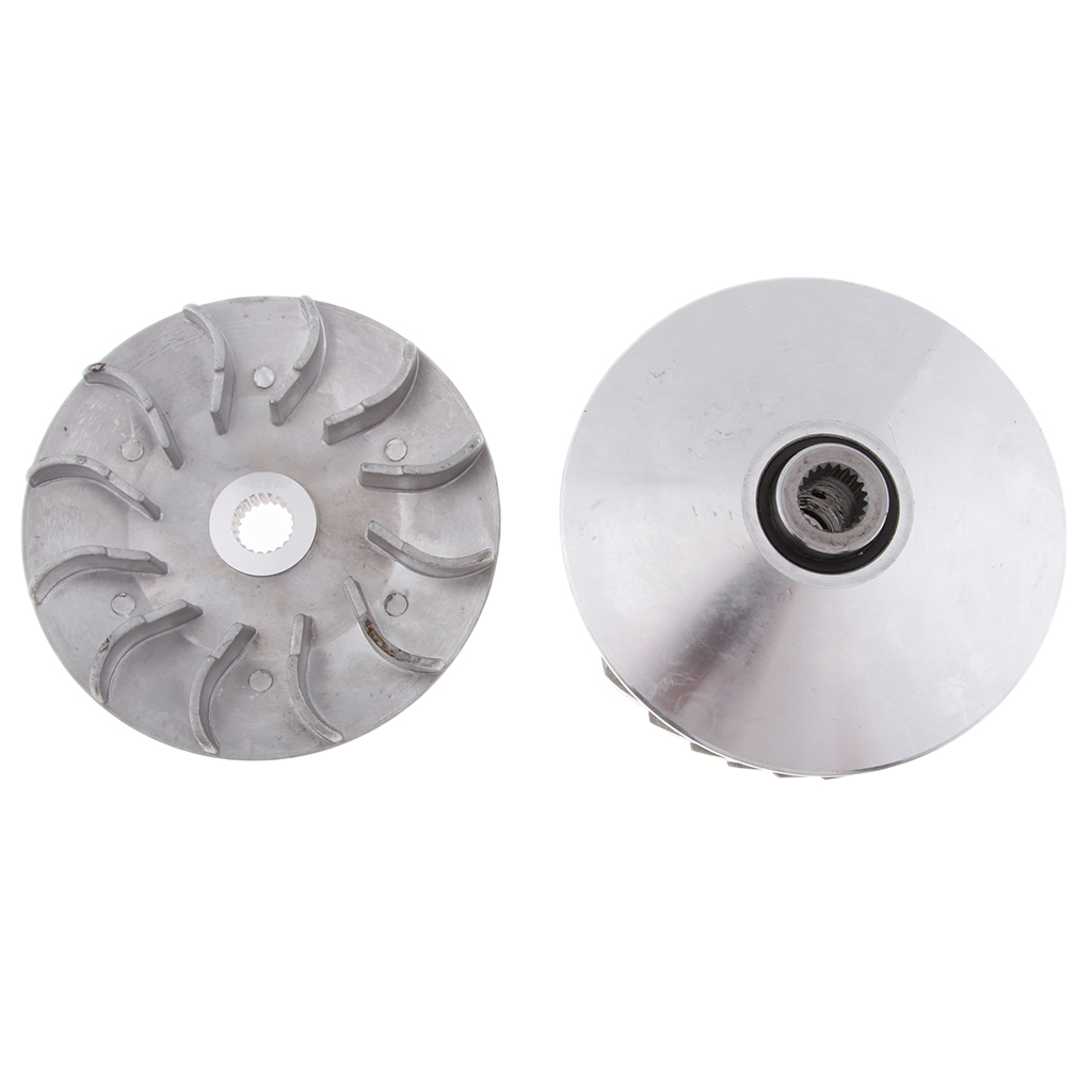 Performance Racing Primary Drive Clutch Variator Face Set For Honda Helix CN250 Elite CH250 CF250 Scooter
