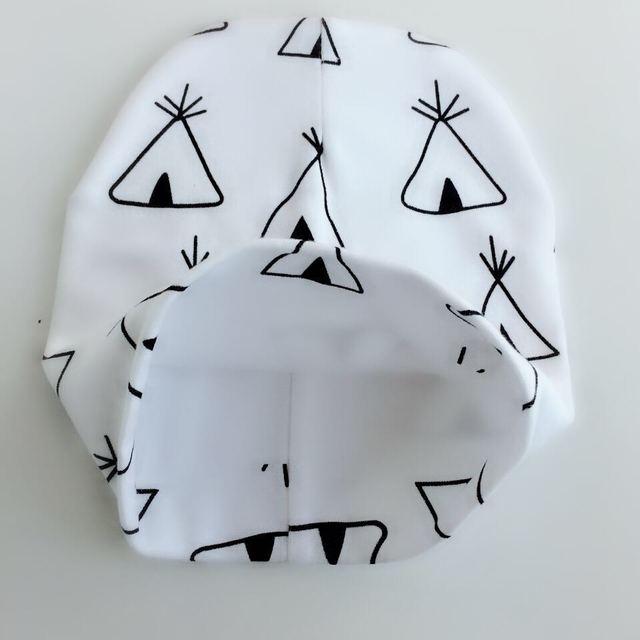 Boy's Animal Patterned Hat 5