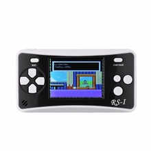 Arcade Classics Handheld Games Consoles Portable 2.5 LCD 8-Bit 152 in 1 Retro Mini Electronics Novelty Games for Children Gifts цена
