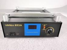 YIHUA-Estación de soldadura de precalentamiento Digital 853A, 220V, 50HZ, alta potencia, ESD, Estación de retrabajo de BGA, PCB, precalentamiento