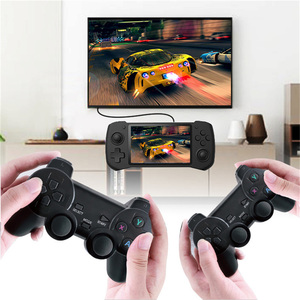 Image 5 - KinHank GP430 ريترو لعبة فيديو وحدة التحكم 4.3 بوصة IPS شاشة التوت Pi CM3 يده لعبة لاعب ل PS1/NDS/PSP مع 15000 ألعاب