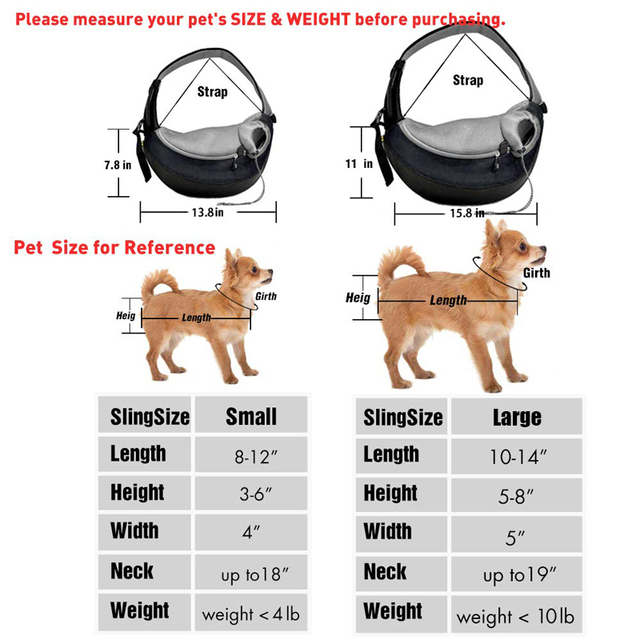 Shoulder Dog Carrier  2