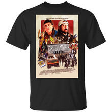 Jay And Silent Bob Reboot (2019) Movie Tv Black T-Shirt M-Xxxl Summer Style Tee Shirt(China)