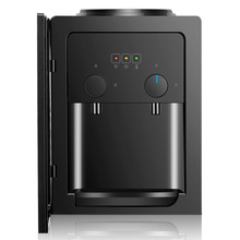 45W Water Dispenser Home Commercial Desktop Hot and Cold Type 109 Black Diamond Anti-scalding