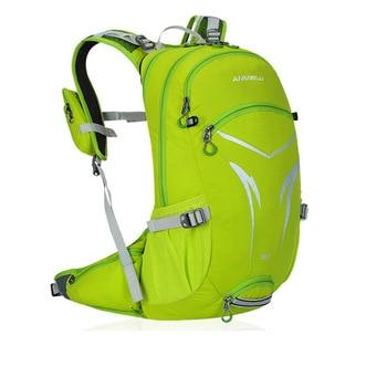 20l bicicleta mochila, moutain caminhadas escalada saco, bicicleta mochila com capa de chuva, impermeável ciclismo mochila sem saco de água 1