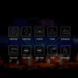 Image 5 - YONGNUO YN365 RGB LED 사진 스튜디오 조명 2500 k 8500 k 3300mAh 풀 컬러 충전식 배터리 램프 비디오 포켓 라이트