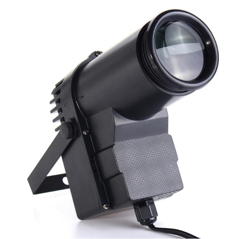 15W RGBW LED Stage Lighting Pinspot Beam Spotlight Professional DJ DISCO Party KTV Backlight Stage Light