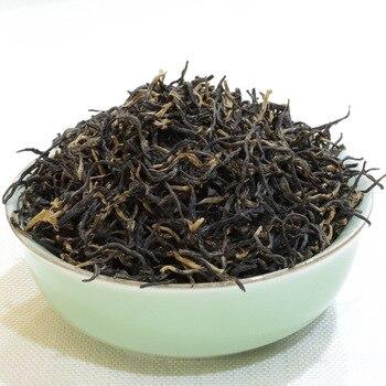 2021 Morocco Wuyi Jin Jun Mei Black -tea 250g Jinjunmei Kim Chun Mei Red -tea For Lose Weight Health Care 2