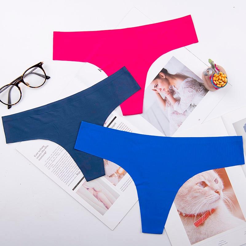 Cotton Thong Women's Panties Underwear Women Lace Soft Briefs Sexy Lingerie low Waist lingerie g-string 1pcs/Lot ac159