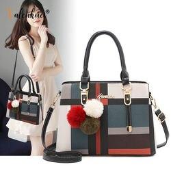 Valenkuci Handbag Women Bag Top-Handle Bags Female Fashion Crossbody Shoulder Bag Ladies high quality Summer Beach Bags Tote