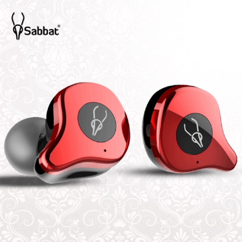 Sabbat e12 ultra tws sem fio bluetooth 5.0 fones de ouvido de alta fidelidade monitor isolamento de ruído fone de ouvido esporte suporte apt-x aac sbc