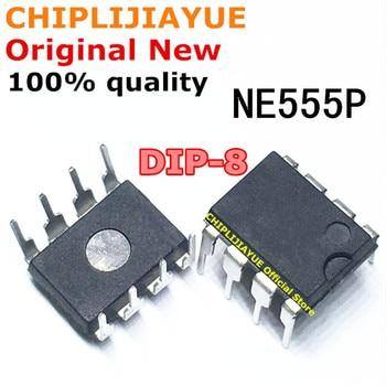(50-100 szt) 100% nowy NE555 NE555P NE555N timerów DIP-8 IC chip Chipset BGA w magazynie
