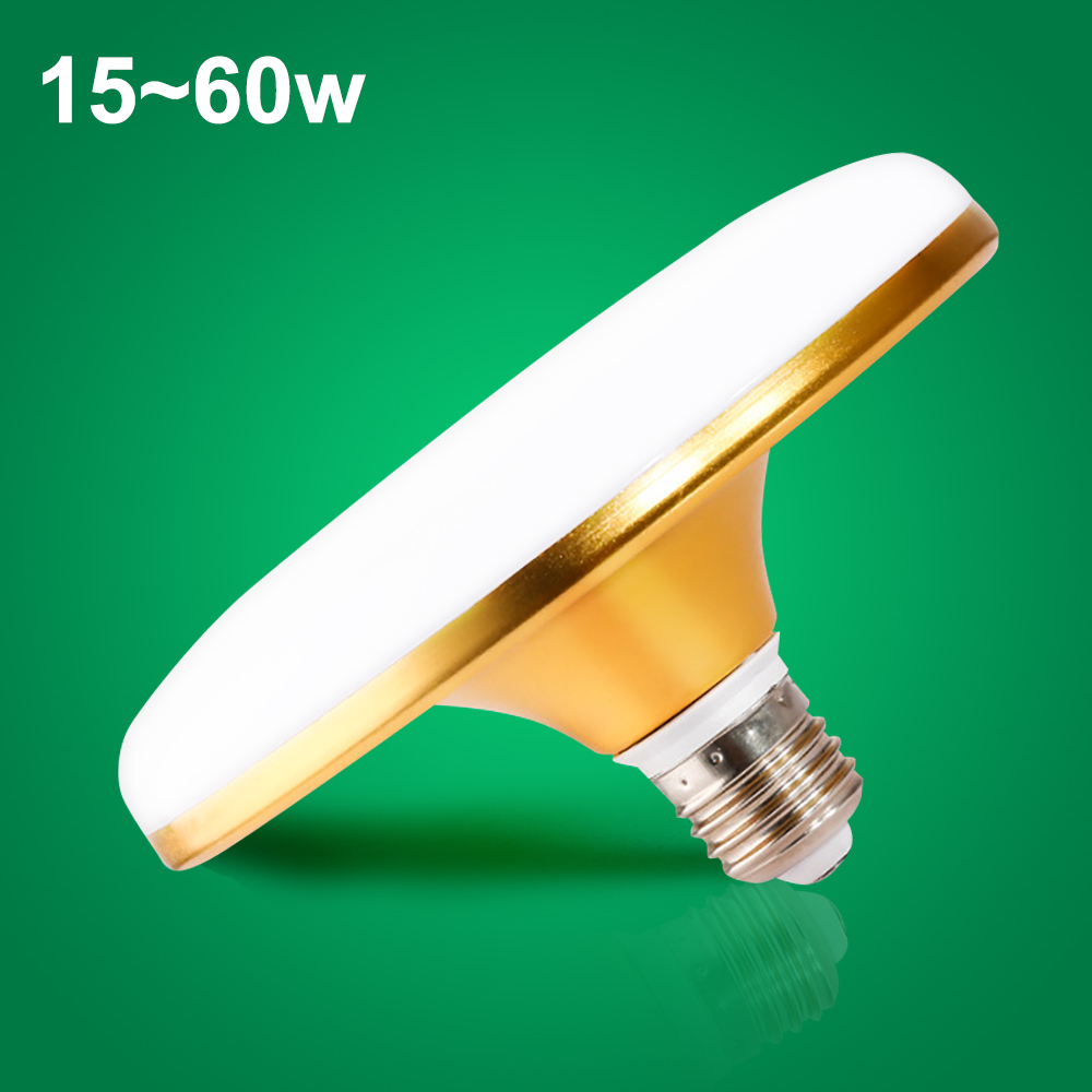 White LED Bulb E27 LED Lamp High Power Light For Home Lighting Table 12W/15W/20W/24W/36W/50W/60W