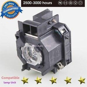 Image 4 - عالية الجودة ل ELPLP42 جديد استبدال وحدة إضاءة لأجهزة العرض لإبسون EMP 400W EB 410W EB 140 W EMP 83H PowerLite 822 H330B