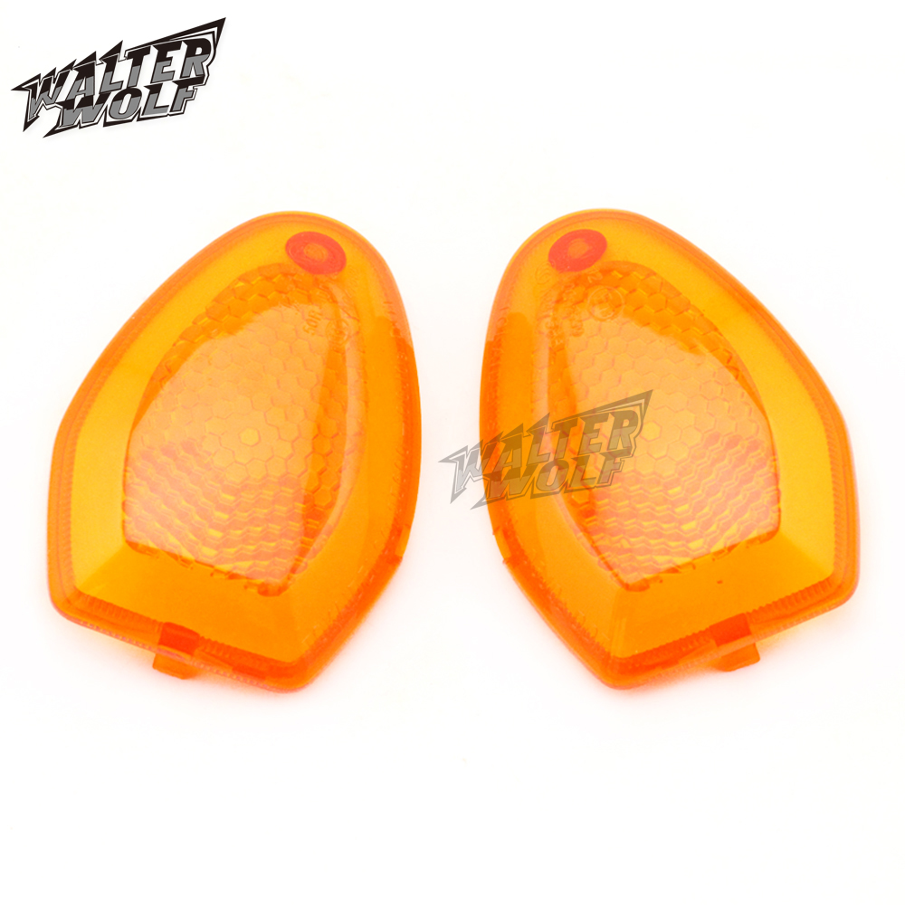 Turn Signal Light Lens For <font><b>SUZUKI</b></font> <font><b>GSX</b></font>-S 1000 750 GSR DL 650 XT GSF 650F <font><b>1250</b></font> <font><b>FA</b></font> SV GSXR Motorcycle Accessories Indicator Lamp image