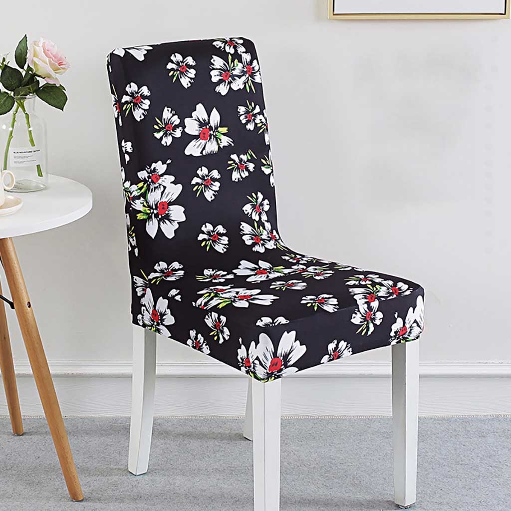 Stretch Spandex Chair Cover Slipcovers Dining Room Wedding Banquet Party Decor A