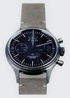 MERKUR FOD Fliger PILOT Mechanical Chronograph Mens Watch Type B Aviation Watch