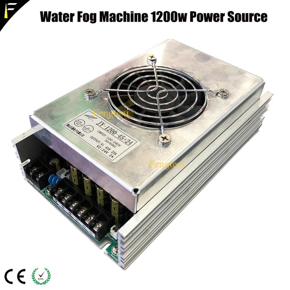Dry ICE/Flood Water Low Fog Smoke Machine Power Board Source Supply 1200W 45v25A 24v2A / 800w 48v15.6A 12v2A|Stage Lighting Effect|   - title=