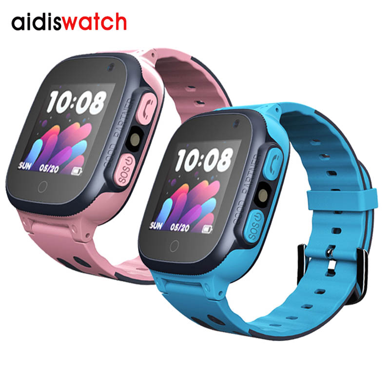 2019 New Kid Smart Watch LBS Smart Watches Baby Watch For Children SOS Call Location Finder Locator Tracker Anti Lost Monitor