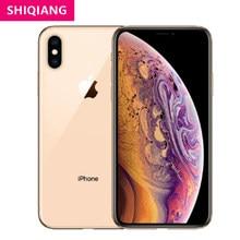 Original usado apple iphone xs max desbloqueado telefones celulares face id 6.5