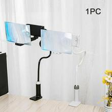 Universal Mobile Phone 3D Screen HD Video Amplifier Magnifying Glass Stand