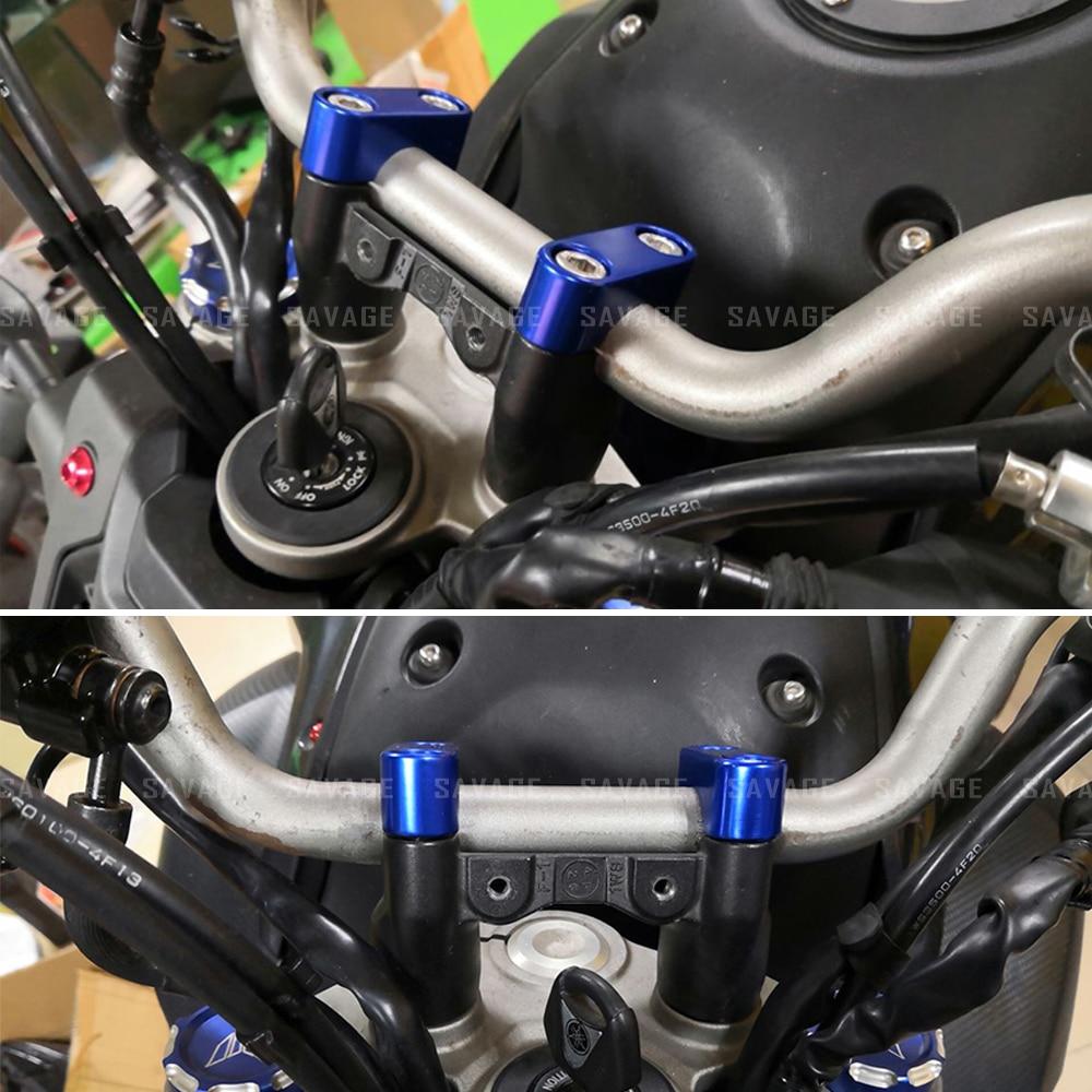 Зажимная крышка на руль для мотоцикла yamaha xt660 r/x/z tenere