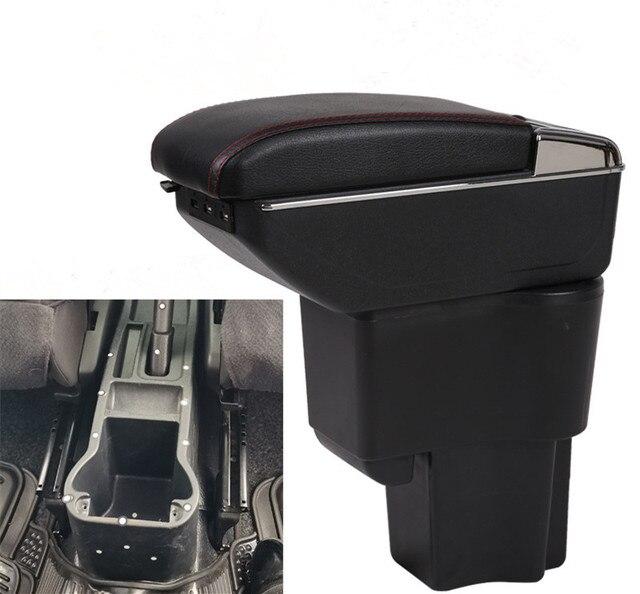 Автомобильный подлокотник для daihatsu sirion 2013 2019 автомобильные