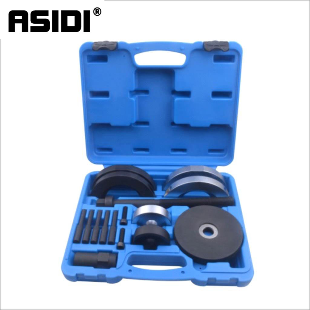 New 16pcs Front Wheel Bearing Tools 72 Mm For Audi A1 A2 Seat Ibiza Skoda Fabia VW PT1255