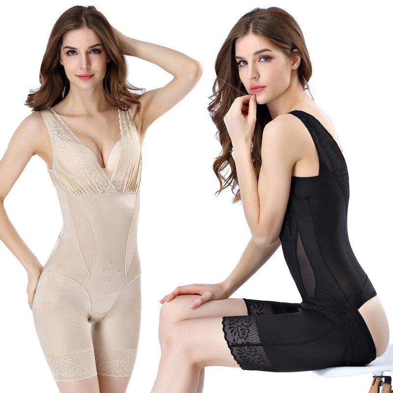 Gothic Sexy Bustiers Top Burlesque Bodice Corselet Shaper Women Corrective Underwear Slimming Corset Bodysuits shapewear women